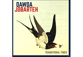 Dawda Jobarteh - TRANSITIONAL TIMES - (CD)
