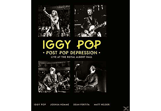 Iggy Pop - Post Pop Depression Live (DVD/2CD) - (DVD + CD)