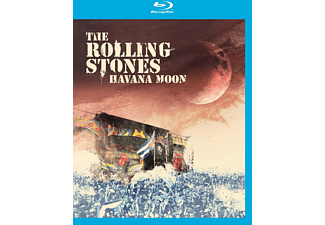 The Rolling Stones - Havana Moon (Blu-Ray) - (Blu-ray)