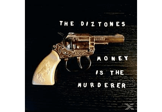 The Diztones - MONEY IS THE MURDER - (EP (analog))