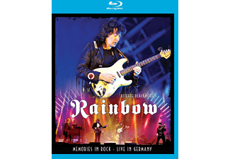 Richie Blackmores Rainbow - Memories In Rock-Live In Germany - (Blu-ray)