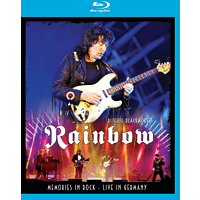 Richie Blackmores Rainbow - Memories In Rock-Live In Germany [Blu-ray]