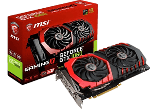MSI GeForce GTX 1060 GAMING X 6G GTX1060 6GB GDDR5 Ekran Kartı