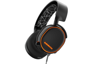 STEELSERIES Arctis 5 Svart