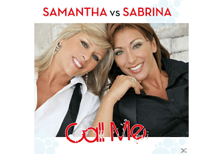 Samantha Vs. Sabrina - Call Me - (Maxi Single CD)