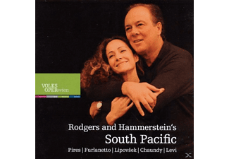 Orchester & Chor Der Volksoper Wien - South Pacific - (CD)