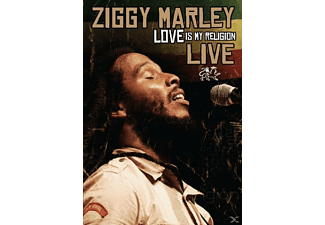 Ziggy Marley - Love Is My Religion (Live) - (DVD)