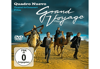 Quadro Nuevo - Grand Voyage-Travel & Concert Film - (DVD)