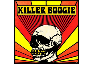 Killer Boogie - Detroit - (CD)