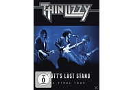 Thin Lizzy - Lynott's Last Stand-The Final Tour [DVD]