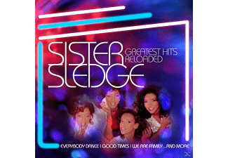 Sister Sledge - Greatest Hits Reloaded - (CD)