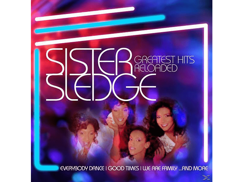 Sister Sledge - Greatest Hits Reloaded [CD]