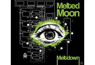 Melted Moon - Meltdown - (CD)