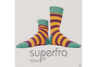 Superfro - Down & Up - (CD)
