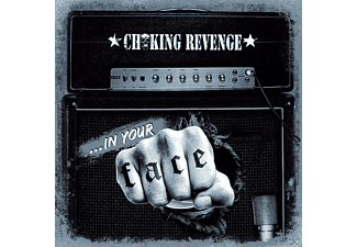 Choking Revenge - In Your Face - (CD)