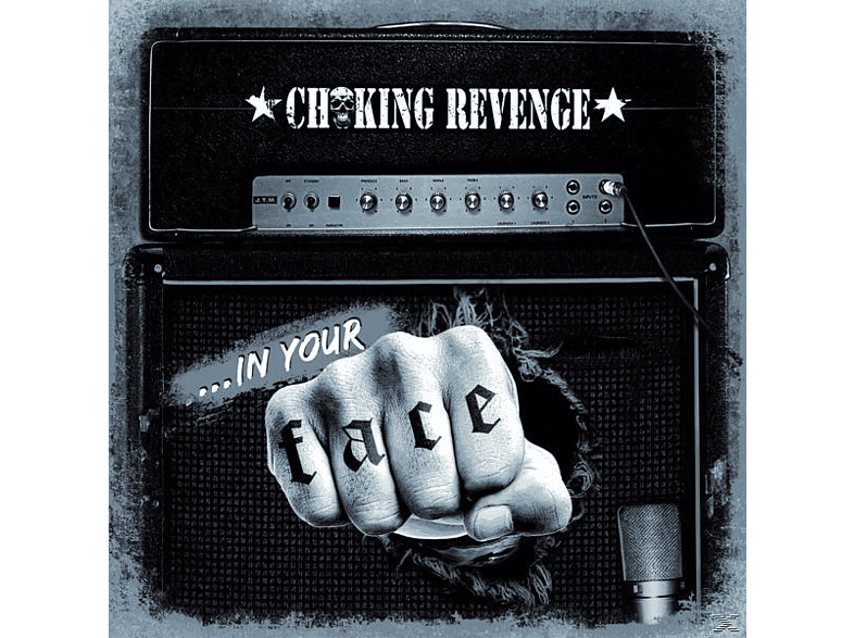 Choking Revenge - In Your Face [CD]