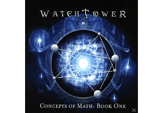 Watchtower - Concepts of Math: Book One - (CD)
