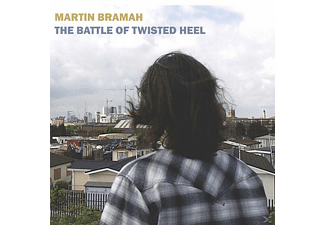 Martin Brahma - The Battle Of Twisted Heel - (CD)