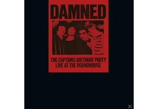 The Damned - The Captain's Birthday Party - (Vinyl)