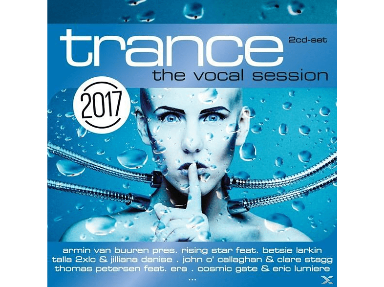 VARIOUS - Trance: The Vocal Session 2017 [CD]