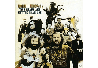Bond&brown - Two Heads Are Better Than One - (Vinyl)
