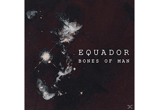 Equador - Bones of Man - (CD)