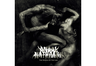 Anaal Nathrakh - The Whole of the Law - (CD)