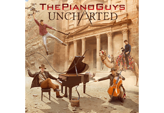 Piano Guys - Uncharted - (CD)