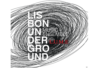 Lisbon Underground Music Ensemble - L.U.M.E. - (CD)