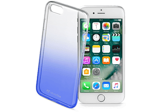 CELLULARLINE Soft cover Shadow iPhone 7 Bleu (SHADOWIPH747B)