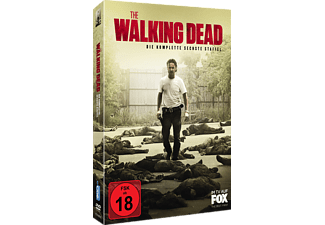 The Walking Dead - Staffel 6 (Uncut) - (DVD)
