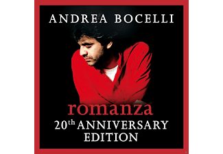 Andrea Bocelli - Romanza (20th Anniversary Remastered) CD