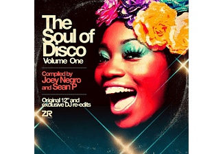 VARIOUS - The Soul Of Disco 1 - (Vinyl)