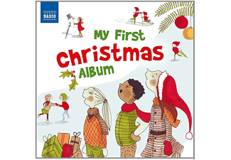 VARIOUS - My First Christmas Album - (CD)