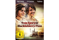 Tom Sawyer und Huckleberry Finn [DVD]