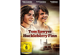 Tom Sawyer und Huckleberry Finn - (DVD)