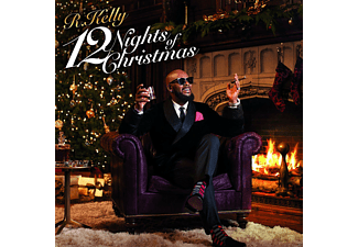 R. Kelly - 12 Nights Of Christmas - (CD)