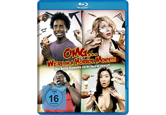 OMG ... We're in a Horror Movie!!! - (Blu-ray)