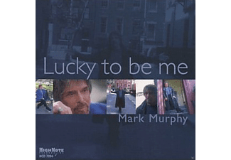 Mark Murphy - Lucky To Be Me - (CD)