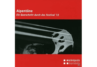 Albin Brun Alpin Ensemble, Ensemble Ton&tal - Alpentöne 13 - (CD)