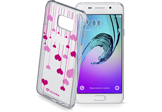 CELLULARLINE Soft cover Style Case Heart Galaxy A3 (2016) (STYCHEARTGALA316)