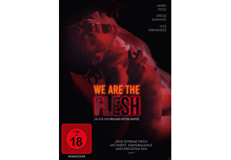 We Are The Flesh - (DVD)