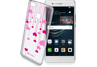 CELLULARLINE Soft cover Style Case Heart P9 Lite (STYCHEARTP9LITE)