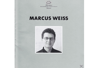 VARIOUS - Marcus Weiss - (CD)
