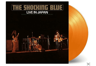 Shocking Blue - Live In Japan (LTD Orange Vinyl) - (Vinyl)