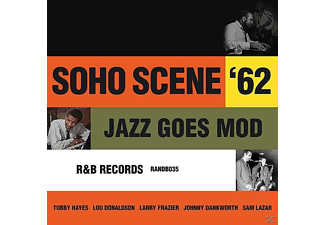 VARIOUS - Soho Scene 1962: Jazz Goes Mod - (CD)
