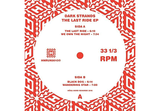 Dark Strands - The Last Ride EP - (Vinyl)