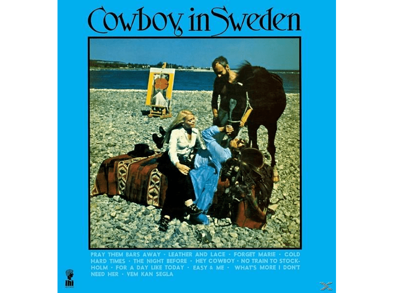 Lee Hazlewood - Cowboy In Sweden  [CD]