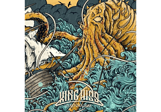 King Hiss - Mastosaurus - (CD)