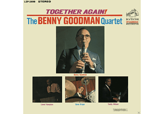 Benny Goodman Quartet - Together Again - (CD)